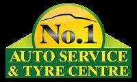 No1 Auto Service Logo